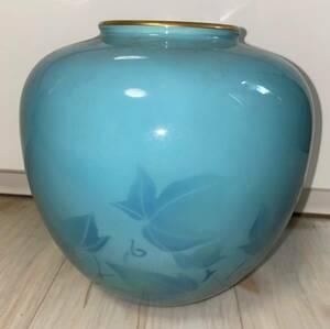 深川製磁 色絵 彩磁 深川 宮内庁御用達 有田焼 窯元 壺 花瓶 鉢