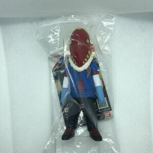 【新品未開封】メトロン星人 マルゥル ソフビ人形 ウルトラマン