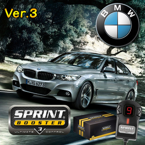 BMW F30 F31 F34 SPRINT BOOSTER スプリントブースター 320i 320d 320ixDrive 328i ActiveHybrid3 335i RSBD401