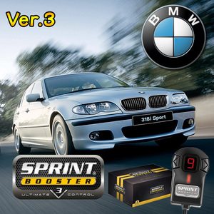 BMW E46 SPRINT BOOSTER スプリントブースター 318i 320i 323i 325i 328i 330i 330xi 318Ci 328Ci 330Ci RSBD401