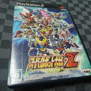 PS2【スーパーロボット大戦Z】2005年バンプレスト ※対象年齢12歳以上 [送料無料]返金保証あり