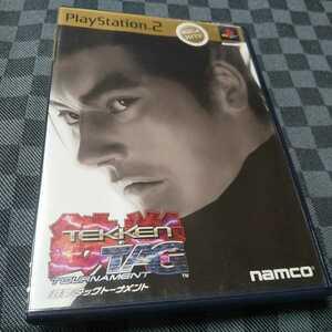 PS2【鉄拳タッグトーナメント】ナムコ [送料無料]返金保証あり