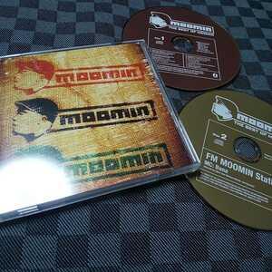CD【MOOMIN the best of moomin】2003年 [送料無料]返金保証あり