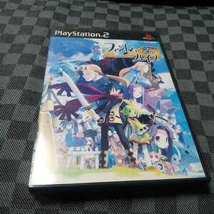 PS2【ファントム・ブレイブ】2003年ナムコ [送料無料]返金保証あり