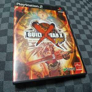 PS2【ギルティギア ゼクスプラス】2001年サミー [送料無料]返金保証あり