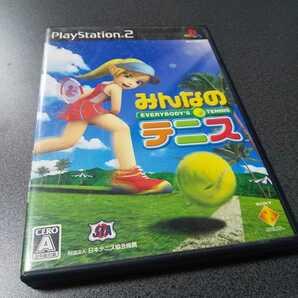 PS2【みんなのテニス】2006年ソニーCE [送料無料]返金保証あり