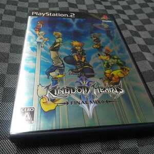 PS2【キングダムハーツ2 FINAL MIX】スクウェア・エニックス [送料無料]返金保証あり