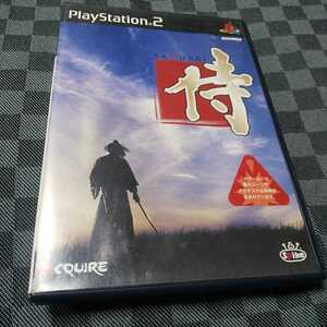 PS2【侍】2001年スパイク ※暴力・グロテスクシーンあり [送料無料]返金保証あり