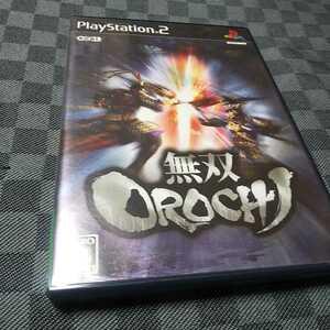 PS2【無双OROCHI】2007年光栄 [送料無料]返金保証あり