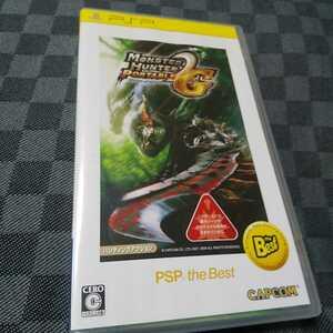 PSP【モンスターハンターポータブル 2nd G】2008年カプコン ※暴力・グロテスクシーンあり [送料無料]返金保証あり