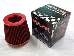 air filter air cleaner air cleaner 76φflaga- check red red mushrooms