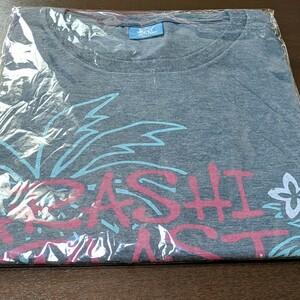 嵐 Hawaii Tシャツ