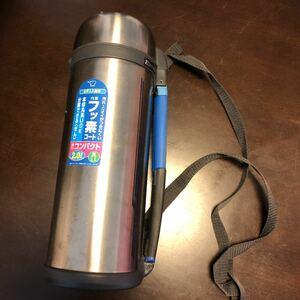 ステンレスボトル ZOJIRUSHI 象印 象印ステンレスボトル 水筒 2l