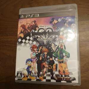 【中古】PS3 キングダムハーツHD1.5リミックス