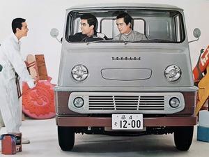 トヨタ トヨエース PK30/PK40 トラック 幌付 ダブルキャブ バン 1960年代 当時物カタログ!☆ TOYOPET TOYOACE 1200 1500 旧車カタログ