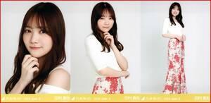 乃木坂46 田村真佑 マーメイドスカート 2020年6月ランダム生写真 3種コンプ 3枚 3枚コンプ