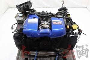 2100089301 EJ20 エンジン Assy レガシィツーリングワゴン BH5 GT-B Eチューン2 トラスト企画 送料無料 U