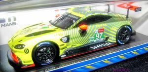【Ma】SP☆1/43 S7986 アストンマーチンVantage AMR No.97 Aston Martin Racing - Winner LMGTE Pro class 24H Le Mans 2020A. Lynn - M.