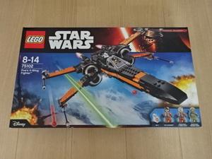 レゴ スター・ウォーズ ポーのXウィング・ファイター LEGO 75102 STARWARS Poe's X-Wing Fighter