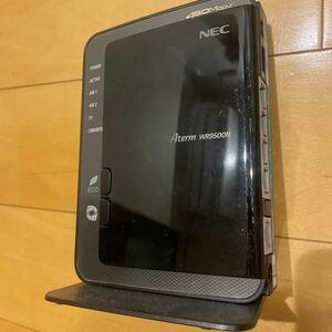 無線LANルーター Aterm NEC Wi-Fi WR9500N