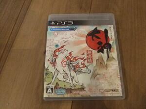 【PS3ソフト】HDリマスター版 大神 絶景版