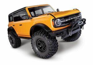 送料無即納 TRAXXAS TRX4 トラクサス Ford Bronco TRX-4 2021 フォード・ブロンコ スケール ロック クローラー 4WD RTR MODEL# 92076-4