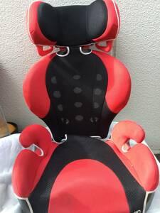 CAR MATE Carmate e-ru Bebe Sara to high back Junior cuatro child seat
