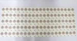 9148◆スイカ Suica 見たことないでしょ? 100枚セット!【 東京駅 100周年 TOKYO STATION 100YEARS 】 USED中古