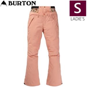 19-20 BURTON SOCIETY PNT カラー:DUSTY PINK Sサイズ バートン レディース スノーボード スキー パンツ PANT 型落ち 日本正規品