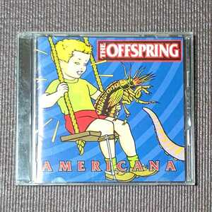 THE OFFSPRING - Americana 国内盤 帯なし オフスプリング アメリカーナ 送料無料 即決 迅速発送