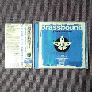 The Ordinary Boys - Brassbound 国内盤 帯つき ジ・オーディナリー・ボーイズ ブラスバウンド 送料無料 即決 迅速発送