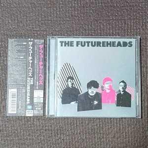 THE FUTUREHEADS - THE FUTUREHEADS 国内盤 帯つき ザ・フューチャーヘッズ 送料無料 即決 迅速発送