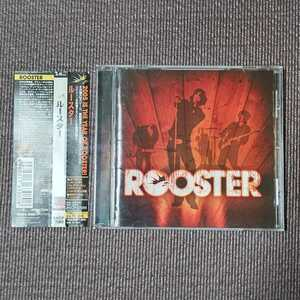 ROOSTER - ROOSTER 国内盤 帯つき ルースター UK 送料無料 即決 迅速発送