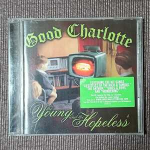 Good Charlotte - The young and Hopeless 輸入盤 グッド・シャーロット ヤングアンドザホープレス 送料無料 即決 迅速発送