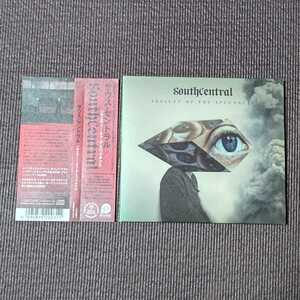 SOUTH CENTRAL - Society Of The Spectacle 国内盤 帯つき サウス・セントラル ソサエティー 送料無料 即決 迅速発送
