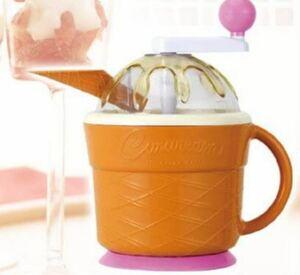 手動アイスクリームメーカー DIC-1121 ドウシシャ 手作りアイス