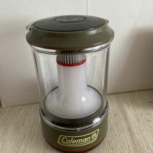 コールマン ストンプ バッテリーガードLED ランタン/オリーブ Coleman STOMP ストンプシリーズ