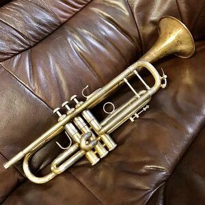 希少な6万番台 Vincent Bach Stradivarius 180ML Model 37 バック ストラディバリウス トランペット (1403)
