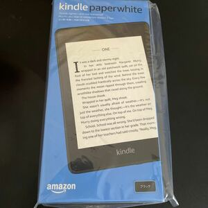 Kindle Paperwhite 8GB第10世代ブラック広告つき