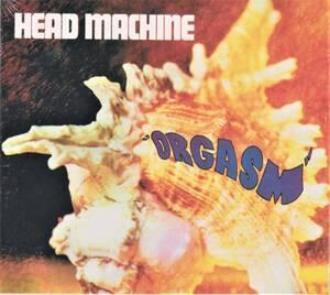 Head Machine ヘッド・マシーン (Member of Uriah Heep, The Gods, Tow Fat) - Orgasm 再発CD