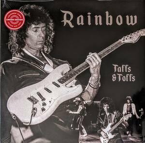 Ritchie Blackmore's Rainbow (Deep Purple) Taffs And Toffs 限定二枚組レッド・カラー・アナログ・レコード
