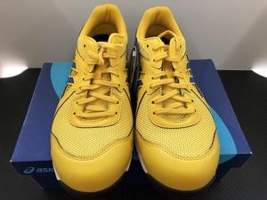 016■未使用品■アシックス ASICS 安全靴 CP106 25.0cm