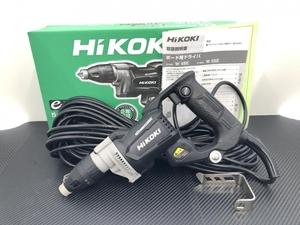 016■未使用品■HiKOKI ハイコーキ 5㎜ボード用ドライバ W5SE(B)