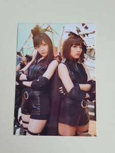 AKB48 渡辺麻友 僕たちは戦わない 店舗特典 生写真 高橋みなみ