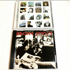 BON JOVI CD 2 枚セット