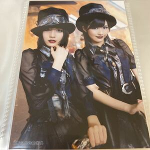 AKB48 UZA HMV/LAWSON 店舗特典 生写真 渡辺麻友 松井珠理奈 まゆゆ SKE48 ローソン