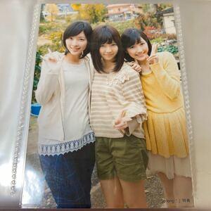 AKB48 So long! 共通 店舗特典 生写真 松井珠理奈 島崎遥香 渡辺麻友 ぱるる まゆゆ SKE48