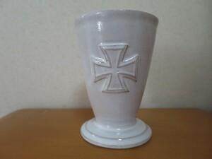 アイアンクロス ゴブレット 素人陶芸 ミリタリー C