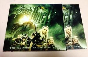 Sucker Punch(エンジェルウォーズ) サウンドトラック US Tri-fold Digipak盤/Queen With Armageddon AKA Geddy,Emily Browning等