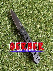 GERBER #005 Folding Knife ガーバー フォールディングナイフ 折りたたみナイフ